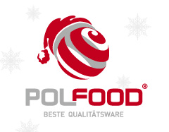 Polfood Christmas logo